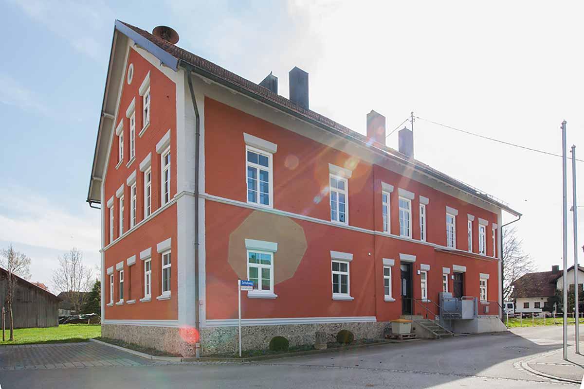 Alte Schule, Unterroth