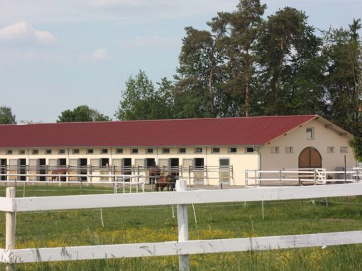 Pferdestall Babenhausen
