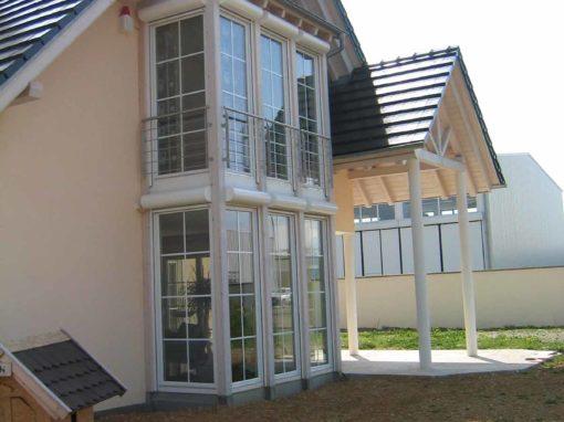 Wohnhausneubau in Berkheim