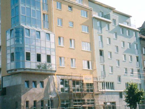Wohn- und Geschäftshaus in Berlin Mitte
