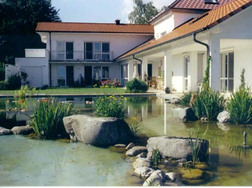 Wohnhaus in Babenhausen